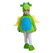 Disfraz dragon peluche 3-4 años - 55225197