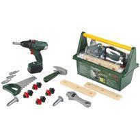 Maletin herramientas bosch con taladro - 21208520