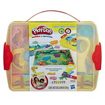Play-doh crea y guarda - 25554012
