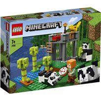 El criadero de pandas minecraft - 22521158