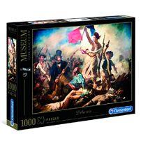 Puzzle 1000 delacroix libertad