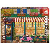 Puzzle 4000 librería vintage - 04018582