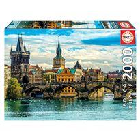 Puzzle 2000 vistas de praga - 04018504