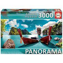 Puzzle 3000 phuket, tailandia panorama - 04018581
