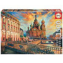 Puzzle 1500 san petersburgo - 04018501