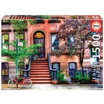 Puzzle 1500 greenwich village, nueva york - 04018502