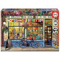 Puzzle 5000 la mejor librería del mundo - 04018583