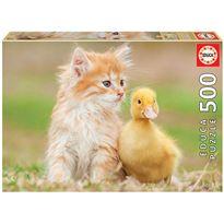 Puzzle 500 amigos adorables