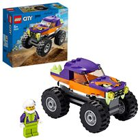 Monster truck lego city - 22560251