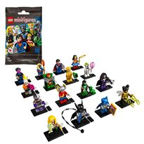 Minifigura dc super heroes series (precio unidad) - 22571026