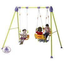 Columpio 2 actividades (silla - gondola) - 18502061