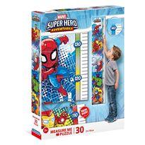 Puzzle y medidor de spiderman - 06620337