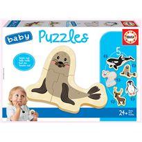 Puzzle animales polares - 04018588