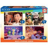 Puzzle multi 4 jr pixar 20+40+60+80 - 04018625