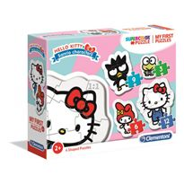 Puzzle my first puzzles hello kitty - 06620818