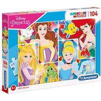 Puzzle 104 princess 2020 - 06627146