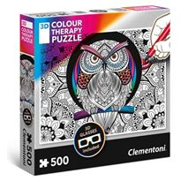 Puzzle 500 owl therapy - 06635050