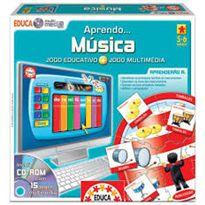 Educa multimedia musica castellano - 04014912
