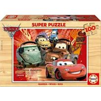 Puzzle 100 cars 2 - 04014937
