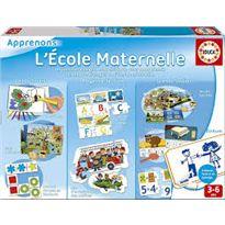 Apprenons l´ecole maternelle - 04015876