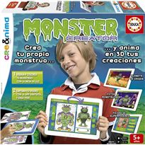 Creanima monster creator - 04016150