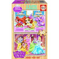 Puzzle 2x50 palace pets - 04016371