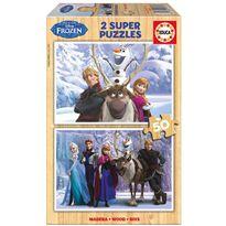 Puzzle 2x50 frozen - 04016163