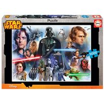 Puzzle 3000 star wars - 04016321