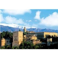 Puzzle 1000 alhambra granada - 04013766