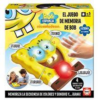 El juego de memoria de bob esponja - 04014675