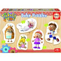 Baby puzzle tickety toc - 04015893