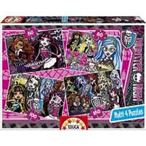 Puzzle monster high multi 4 - 04015632