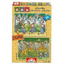 Puzzle 2x48 las tres mellizas - 04014097