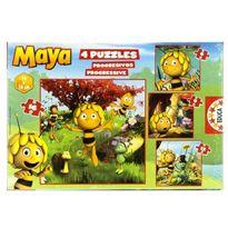 Puzzle progresivos maya - 04015088