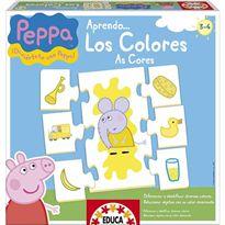 Aprendo los colores con peppa pig - 04015653