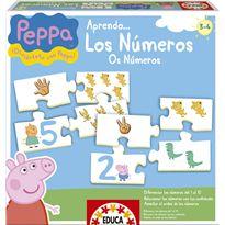 Aprendo los numeros con peppa pig - 04015651