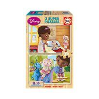 Puzzle 2x25 doctora juguetes - 04015913
