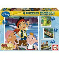 Puzzle progresivo jake - 04015598