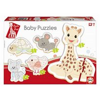 Baby puzzle sophie la jirafa - 04015490