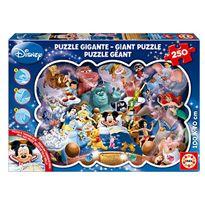 Puzzle 250 sueño de mickey -gigante - 04015617