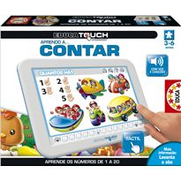 Educa touch junior aprendo a contar - 04015680