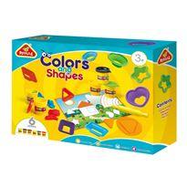Colores y formas de plastelina - 87600501
