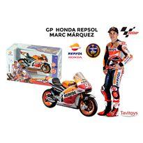 Moto gp honda repsol marc marquez 1/18 - 34034595