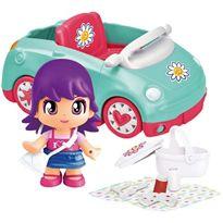 Pinypon coche dia de picnic