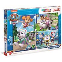 Puzzle 3x48 paw patrol - 06625260