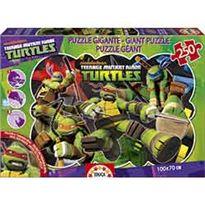 Puzzle 250 tortugas ninja gigante - 04015689