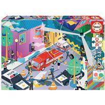 Puzzle 200 servicios de asistencia - 04018609