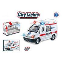 Ambulancia con luz y sonido - 87808488