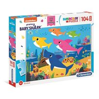 Puzzle 104 baby shark - 06623751