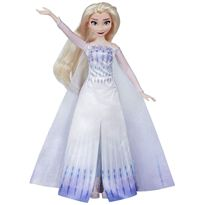 Frozen elsa cantarina